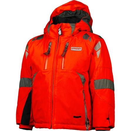 Spyder Mini Avenger Insulated Ski Jacket (Toddler Boys') -