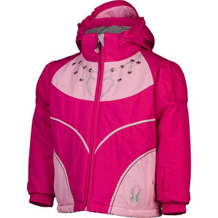 Spyder Bitsy Teeny Queeny Ski Jacket (Toddler Girls') -