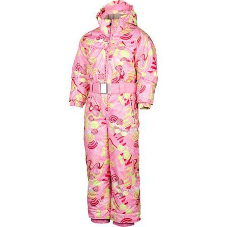Spyder Bitsy Sassy Ski Suit (Toddler Girls') -