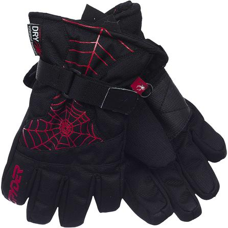 Spyder Mini Over Web Glove (Toddlers') -