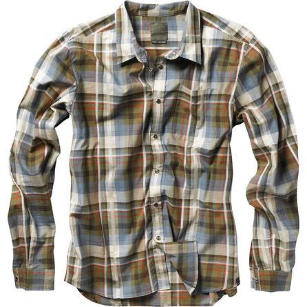 PrAna Buckeye Long Sleeve Shirt (Men's) -