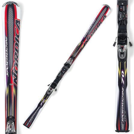 Nordica Sportmachine 70 Ski System -