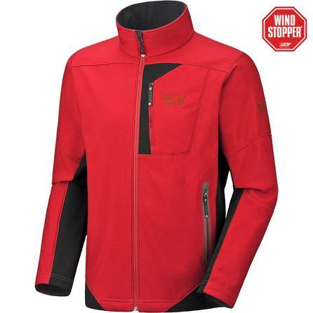 Mountain Hardwear Brono Softshell WINDSTOPPER® Jacket (Men's) -