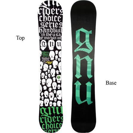Gnu Riders Choice C2 BTX Snowboard -