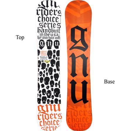 Gnu Riders Choice C2 BTX Wide Snowboard -