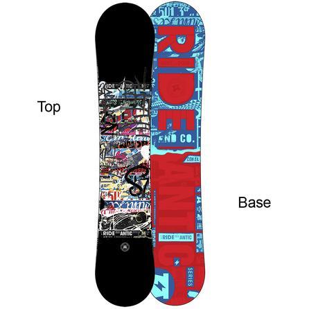 Ride Antic Wide Snowboard (Men's) -