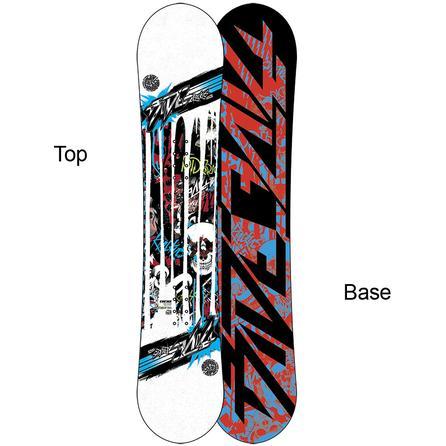 Ride Ruckus Wide Snowboard (Kids') -