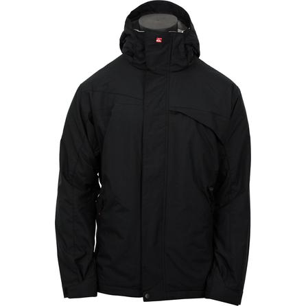 Quiksilver Last Mission Solid Insulated Snowboard Jacket (Men's) -