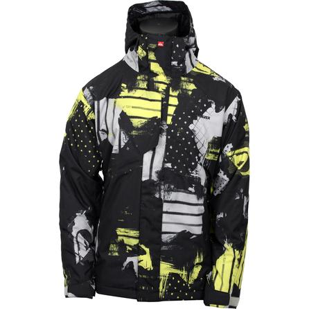 Quiksilver Tracker Insulated Snowboard Jacket (Men's) -