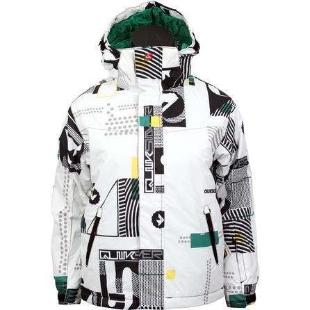 Quiksilver Kaba Snowboard Jacket (Boys')  -