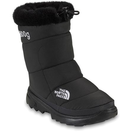 The North Face Nuptse II Fur Bootie (Girls') -