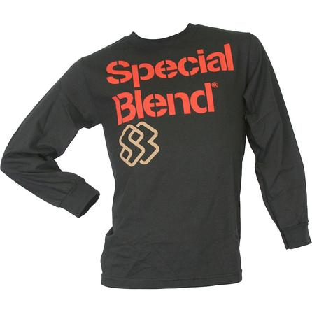 Special Blend Long Sleeve Stacked Stencil (Men's) -
