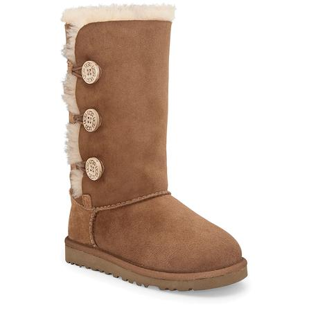 UGG Bailey Button Triplet Boot (Girls') -