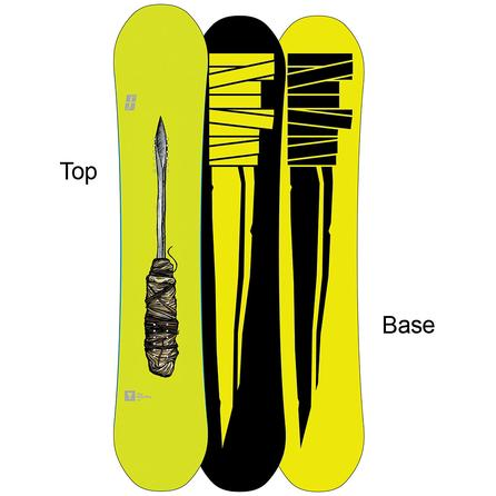 Forum Holy Moly Snowboard (Men's) -