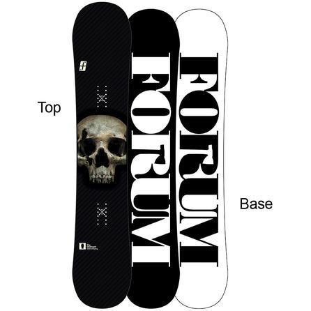 Forum Destroyer Wide Chilly Dog Snowboard (Men's) -