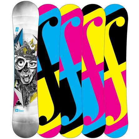 Forum Youngblood Wide Chilly Dog Snowboard (Men's) -