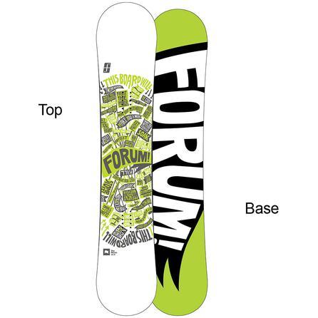 Forum Recon Wide Snowboard (Men's) -