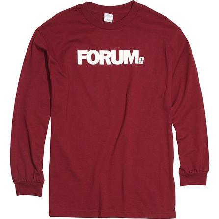 Forum Corp Stack T-Shirt (Men's) -