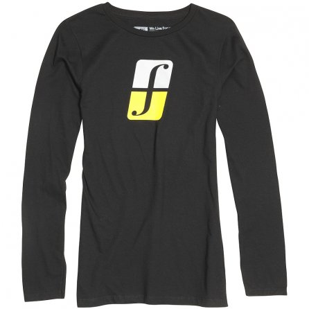 Forum Long Sleeve Corp Icon Shirt (Women's) -