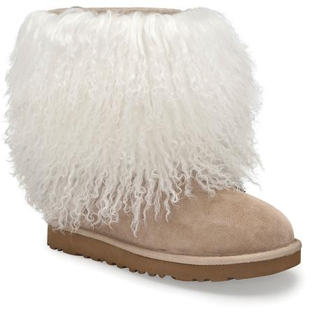 UGG Sheepskin Cuff Boot (Women's) -