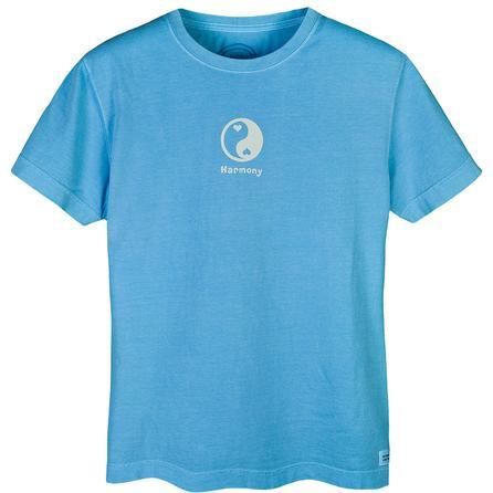 Life is good® Yin Yang Harmony Crusher T-Shirt (Women's) -