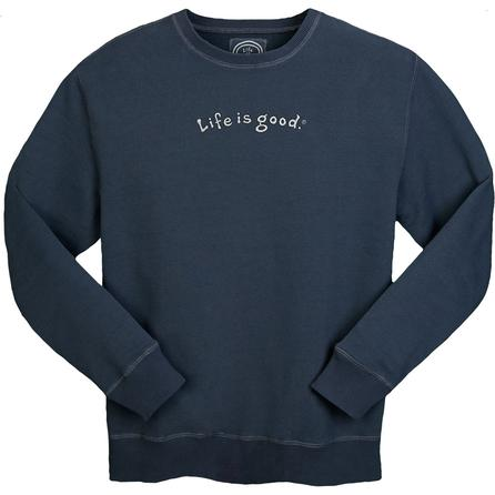 Life is good® Softwash Crew (Men's) -