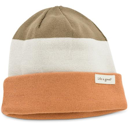 Life is good® Old School Knit Hat (Unisex)  -
