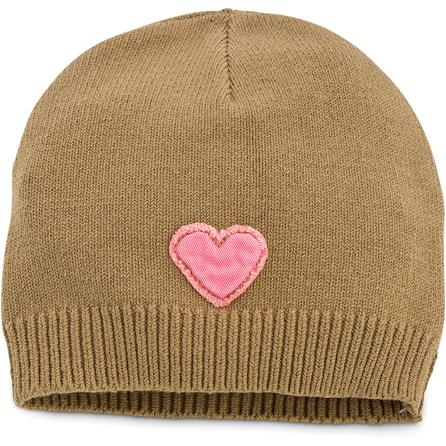 Life is good® Heart Tattered Graphic Knit Hat (Women's) -