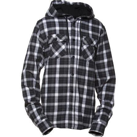 Nomis Lumber Jack Flannel Hooded Shirt (Men's) -