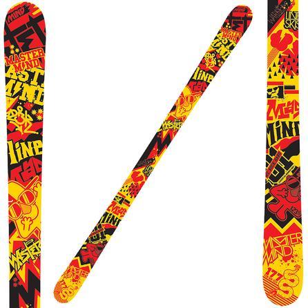 LINE Mastermind Alpine Skis -