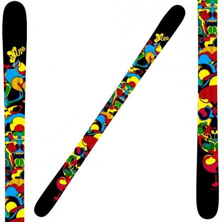 LINE Super Hero Alpine Skis (Kids') -