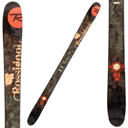 Rossignol S3 Freeride Skis -