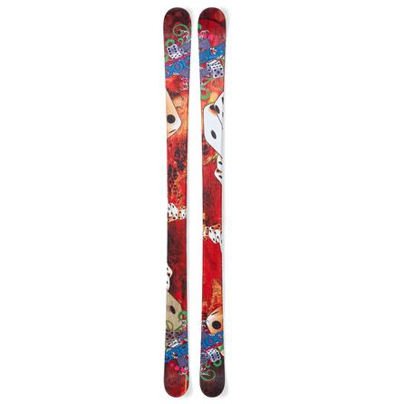 Nordica Double Six Twin-Tip Skis  -