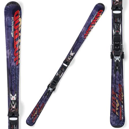Nordica Hot Rod Tempest Ski System -
