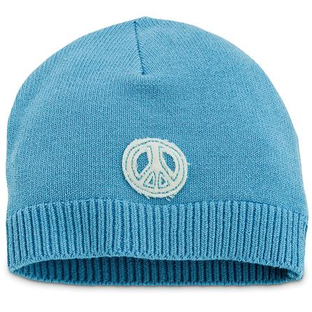 Life is good® Peace Tattered Graphic Knit Hat (Women's) -