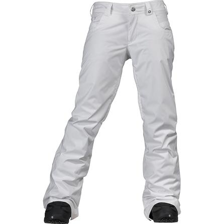 Burton White Collection Candy Shell Snowboard Pant (Women's) -