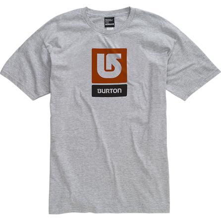 Burton Logo Vertical T-Shirt (Men's) -