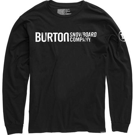 Burton Classic Horizontal Long-Sleeve T-Shirt (Men's) -
