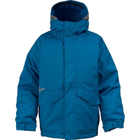 Burton Amped Insulated Snowboard Jacket (Juniors Boys') -