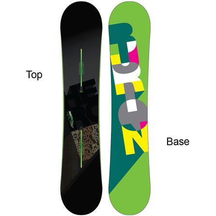 Burton Hero V-Rocker Mid-Wide Snowboard -