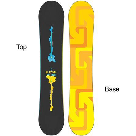 Burton Process V-Rocker Mid-Wide Snowboard  -