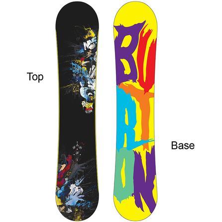 Burton Blunt Wide V-Rocker Snowboard  -