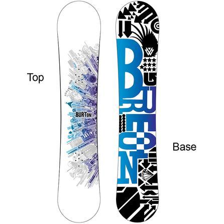 Burton TWC Standard Mid-Wide V-Rocker Snowboard -