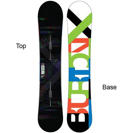 Burton Custom X Wide Snowboard  -