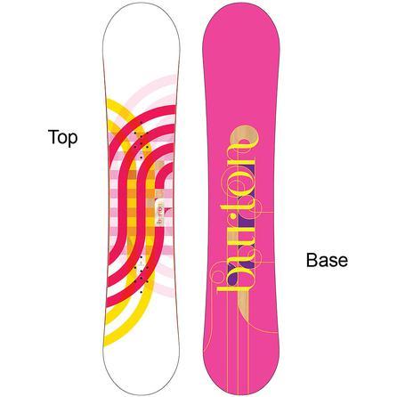 Burton Feather V-Rocker Snowboard (Women's)  -