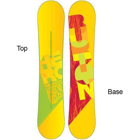 Burton Hero Restricted Mid-Wide Snowboard  -