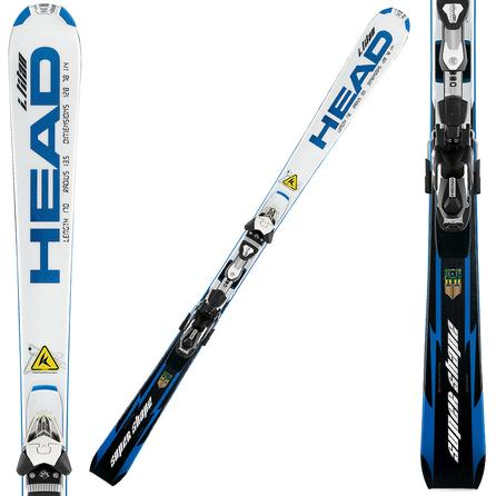 Head iSupershape Titan Ski System -