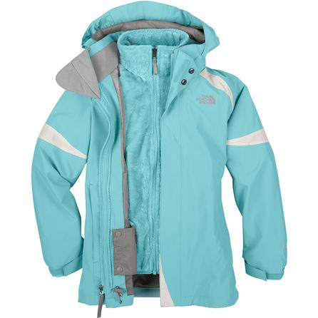 The North Face Boundary Triclimate Ski Jacket (Girls') -
