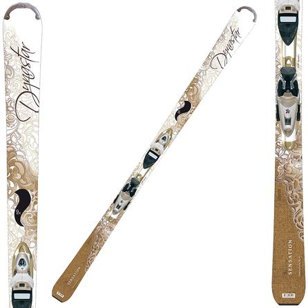 Dynastar Exclusive Sensation Ski System (Women's)  -