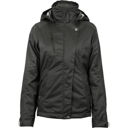 White Sierra Cinder Cone 3-in-1 Ski Jacket (Women's) -